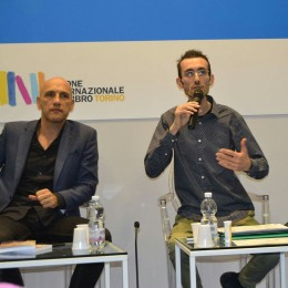 Salone_Paolo Fossati e Livio Sgarbi