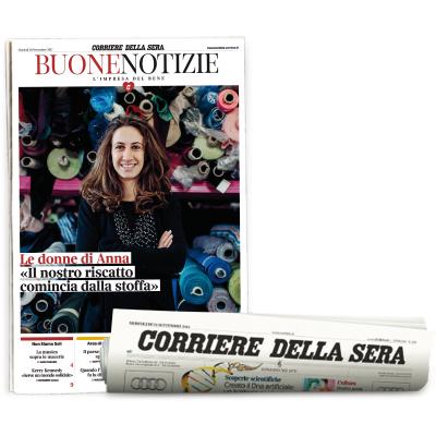 Buone notizie Corriere
