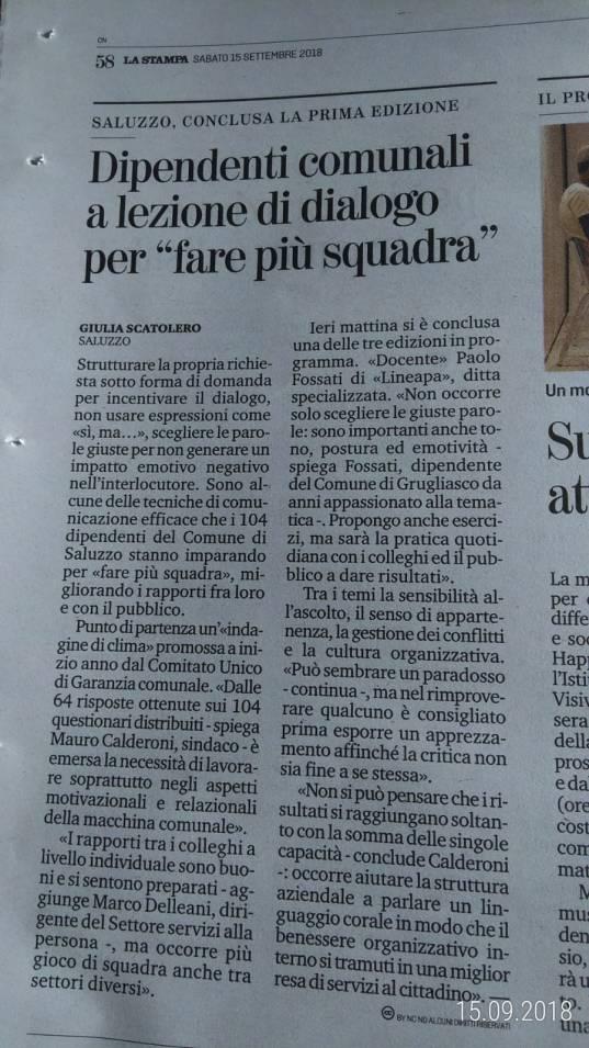 Saluzzo - La Stampa