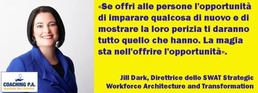 COACHING P.A. 44 Jill Dark