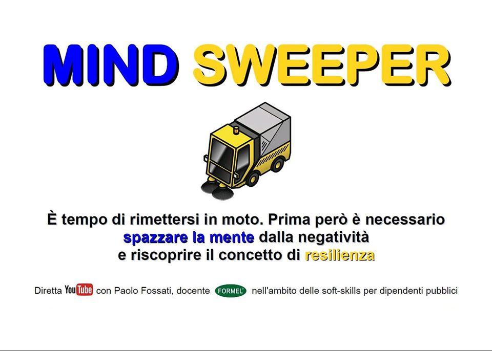 COACHING P.A. Mind Sweeper