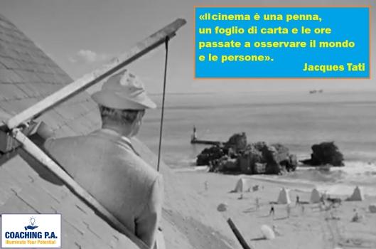 COACHING P.A. 56 Jaques Tati